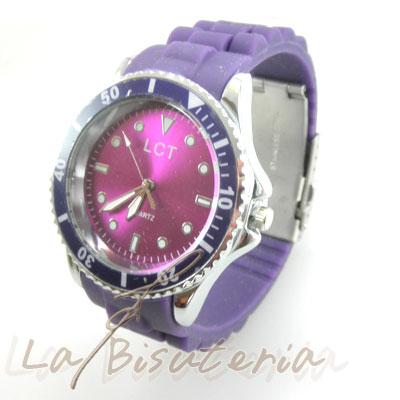 87b2daaf2dfe La Bisutería   Relojes de Silicona - Relojes - Reloj bisutería ...