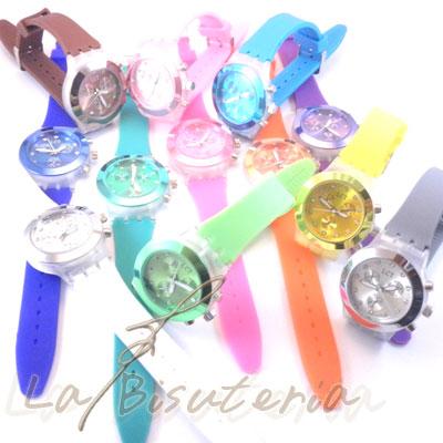 59560a3b4dae La Bisutería   Comentarios de clientes en Relojes de colores Neón ...